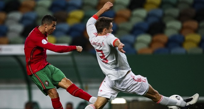 Spain, Portugal Play Out Goalless Draw