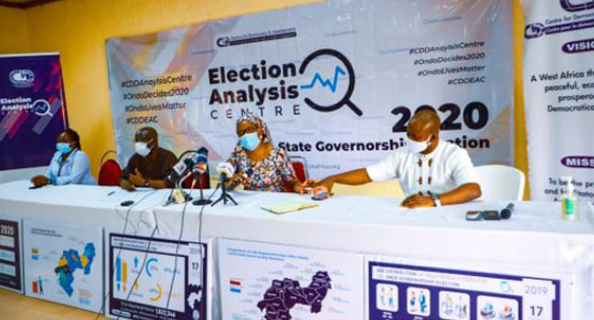 Ondo Election: Pro-Democracy Group Slams Frontline Parties Over Vote Buying