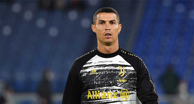 Cristiano Ronaldo Tests Negative For COVID-19
