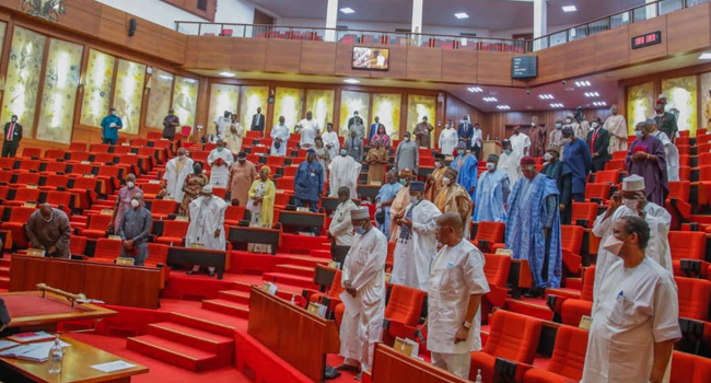 Senate Proposes State-Of-The-Art Weapons, Equipment, Others To Defeat Insurgents