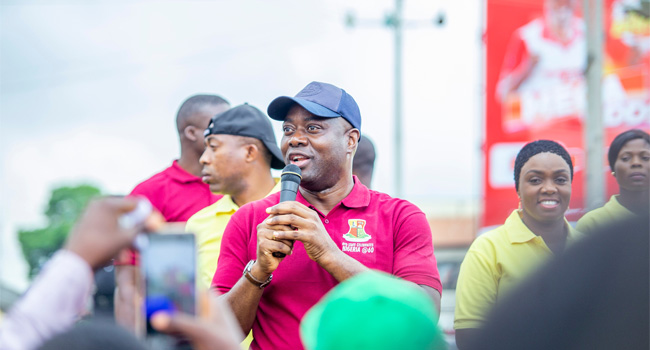 NigeriaAt60: Let's Continue To Give Democracy A Chance – Makinde