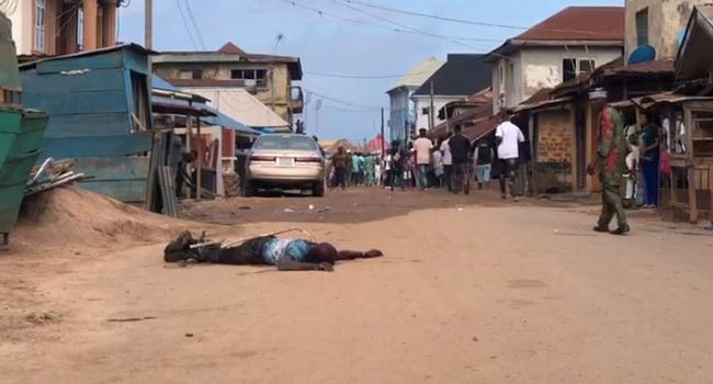 Ondo 2020: Man Stabbed At Polling Unit
