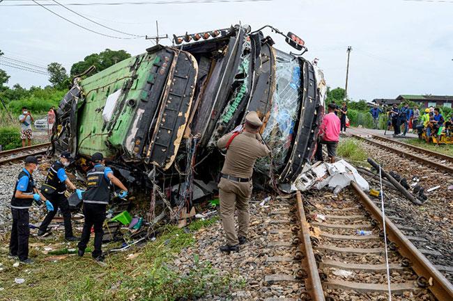 Thailand accident 1