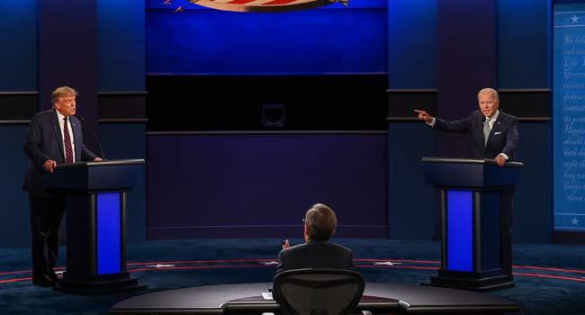 Organisers Cancel Second Trump-Biden Debate