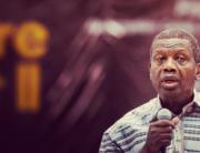 RCCG General Overseer, Pastor Enoch Adeboye