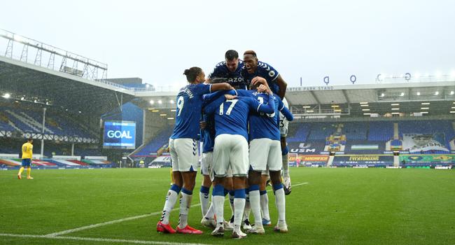 Ancelotti's Everton Beat Brighton To Maintain Perfect Start To Season