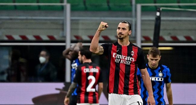 'Still Hungry': Ibrahimovic Double Pulls AC Milan Top, 10-Man Juve Held At Crotone