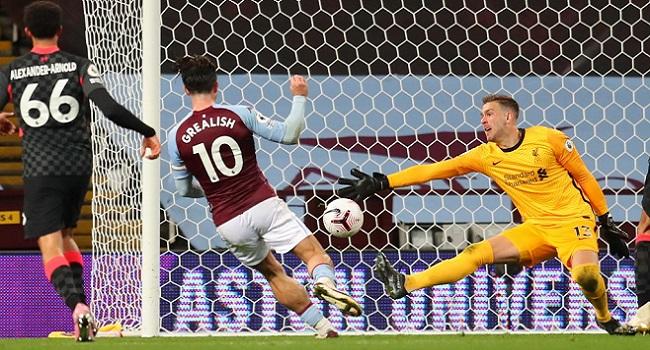 Aston Villa Lash Liverpool 7-2