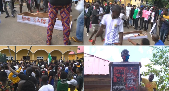 EndSARS Protest Death: Edo Govt Gives Security Agencies 24 Hours To Fish Out Culprits