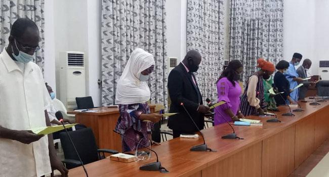 #EndSARS: Kwara Governor Inaugurates Judicial Panel To Probe Police Brutality, Rights Violation