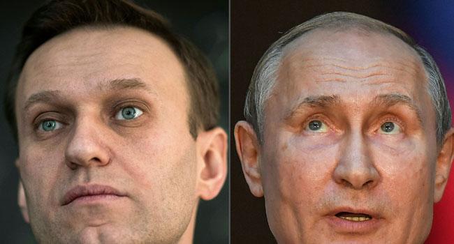 MP Brands Navalny 'Shameless,'Claims Putin Saved Opposition Leader's Life