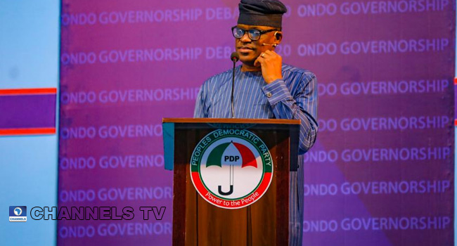 OndoDebate2020: We Need A More Holistic And Practical View At Governance – Jegede