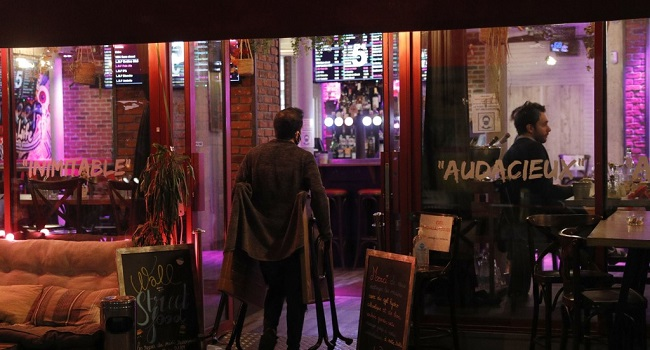 Paris Cafes To Shut As Europe Confronts Second COVID-19 Wave