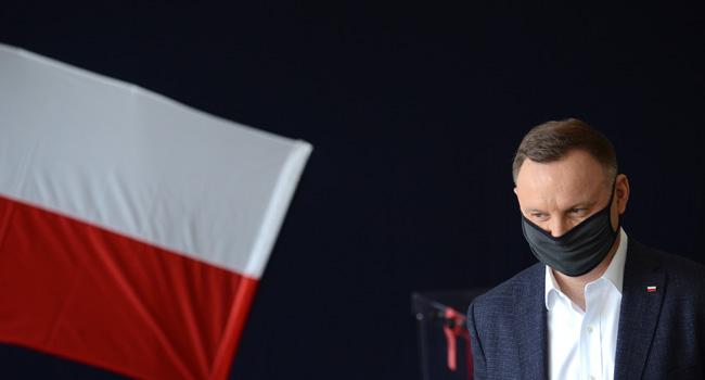 Polish President tests positive for coronavirus, Europe News & Top Stories