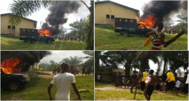 58 Inmates Escape As Hoodlums Attack Police Station, Correctional Centre In Ondo – Channels Television