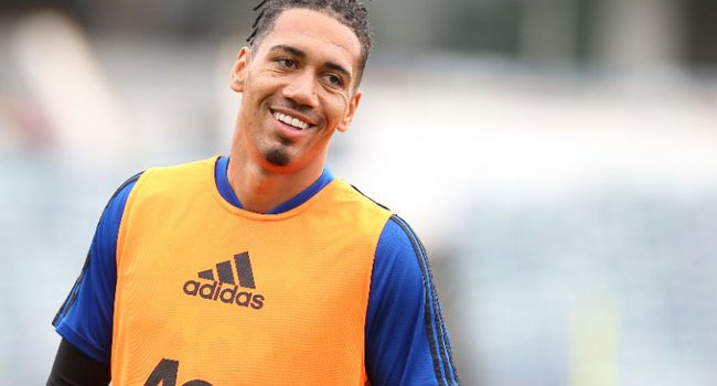 Smalling Joins Roma On Permanent Deal After 10 Years With Man United