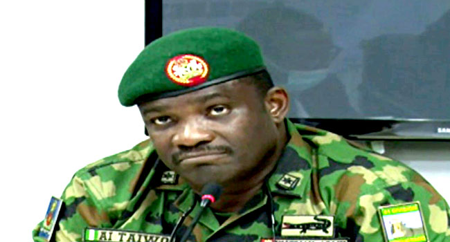 Lekki Shooting: Soldiers Did Not Report Any Fatality, Army General Tells Judicial Panel