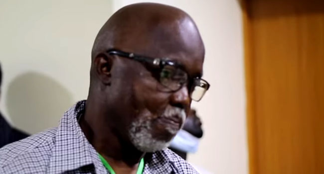 Sierra Leone Draw: I Shed Tears For The First Time In A Long Time – Pinnick