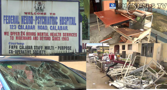 JOHESU Condemns Attack On Psychiatric Hospital, Seeks FG, NDDC Assistance