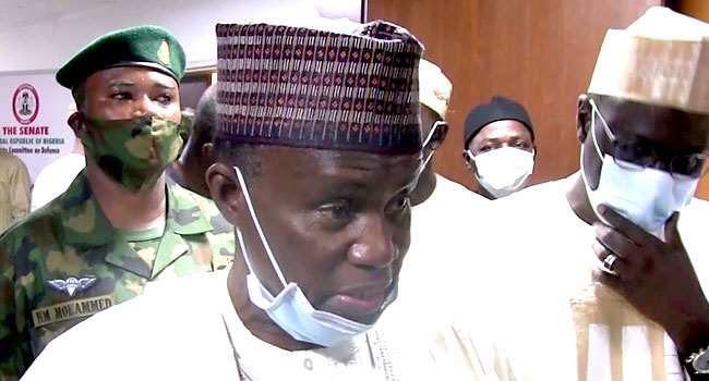 Defence Minister Seeks Innovative Means To Tackle Insurgency, Others