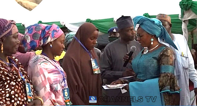 FG Begins Disbursement Of N20,000 Conditional Cash Transfer To Bauchi Rural Women