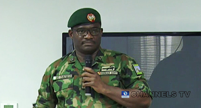 Nigerian Army Not Happy That Gov Sanwo-Olu Denied Inviting Us – Brigadier Taiwo