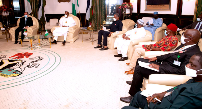 We Should All Secure Our Countries, Buhari Tells African Leaders