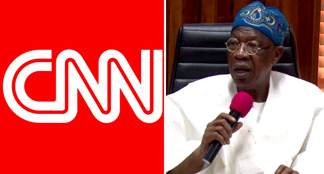 Lekki Shooting: We Stand By Our Investigation, CNN Tells Lai Mohammed