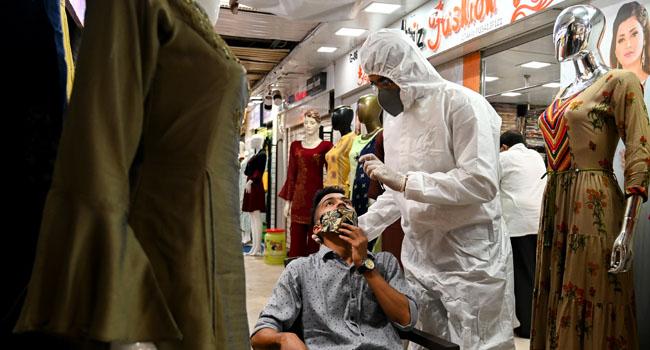 India's COVID-19 Cases Surpasses Nine Million As Delhi Struggles