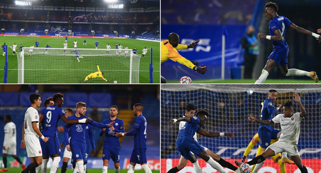 Chelsea Cruise As Werner's Penalty Double Sinks Rennes