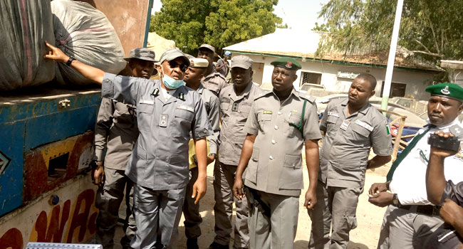 Customs Seize N139m Worth Of Rice, Petrol, Other Contrabands
