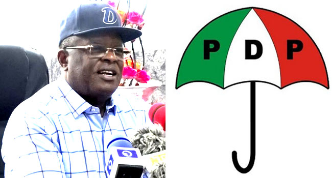 Umahi's Defection: Our Strength In Ebonyi, South East Remains Intact – PDP