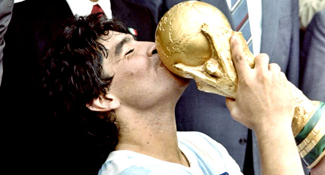UPDATED: Football Legend Diego Maradona Is Dead