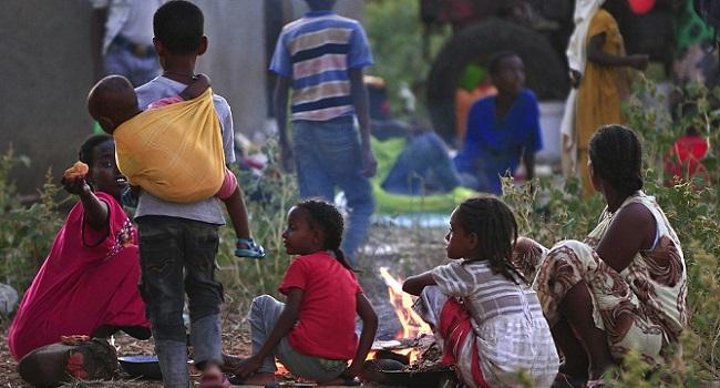 Ethiopian Parents Fear For Future Of Refugee Children