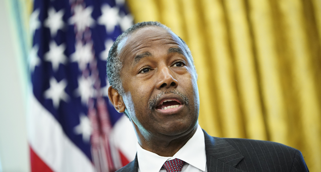 Ben Carson, Another Trump Aide Test Positive For COVID-19