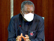 A file photo of the Minister of Foreign Affairs, Geoffrey Onyeama.