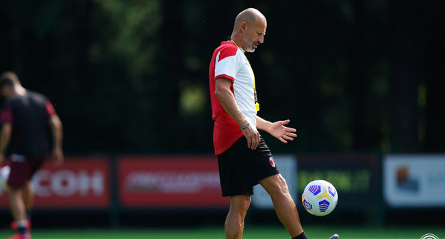 AC Milan Assistant Coach, Murelli, Tests Positive For COVID-19