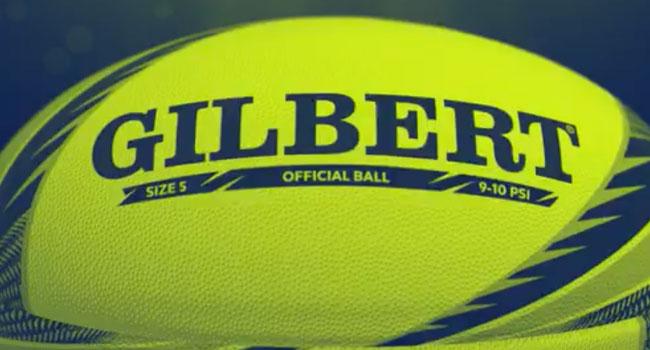 Official Gilbert Rugby World Cup Match Ball Design Unveiled