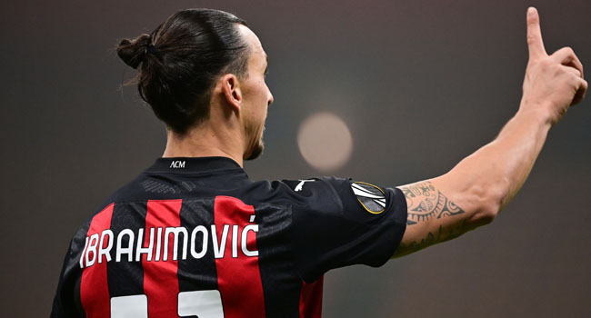 Ibrahimovic Rescues Point For AC Milan As Juve, Inter Also Held