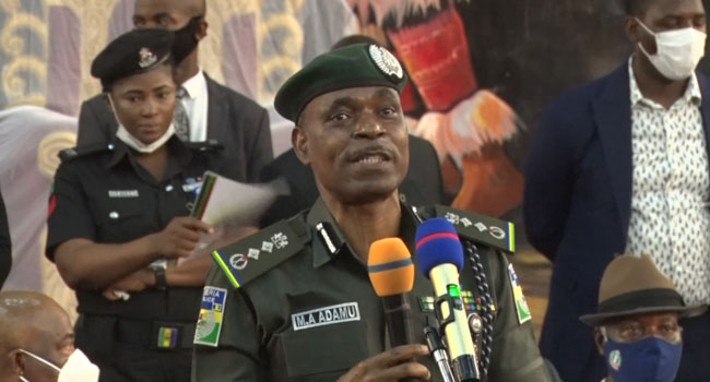 #EndSARS Aftermath: IGP Urges Nigerians To Embrace Community Policing Strategy