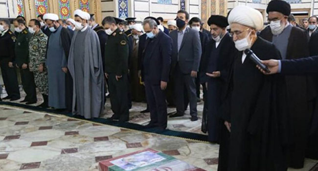 Iran Lays To Rest Assassinated Nuclear Scientist As It Ponders Response