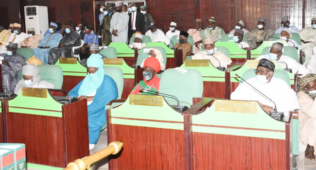 Jigawa Governor Presents 2021 Budget Of N156bn To Assembly