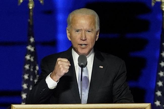 US President-Elect Biden Names Economic Team