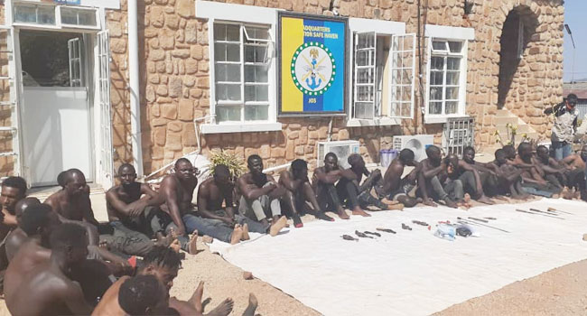 Army Arrests 33 Suspected Cultists, Armed Robbers In Plateau
