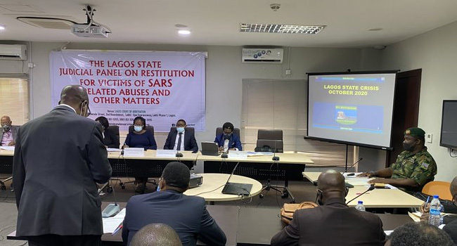 Police Brutality: Lagos Judicial Panel Resumes Sitting