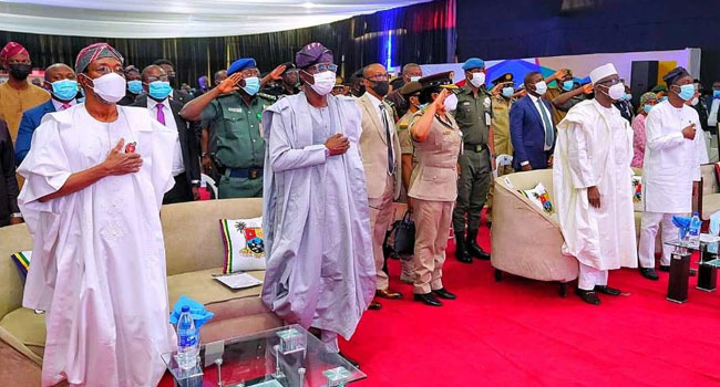 Don't Allow Conspiracy Theorists Undermine Lagos Security, Sanwo-Olu Tells Residents