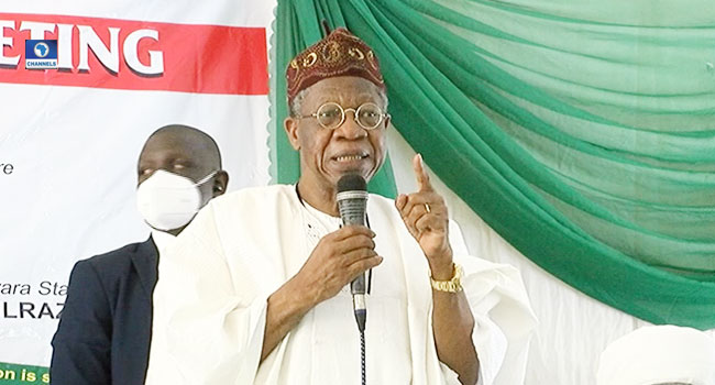FG Addressing Concerns Of Youths On Job Creation, Poverty Alleviation – Lai Mohammed