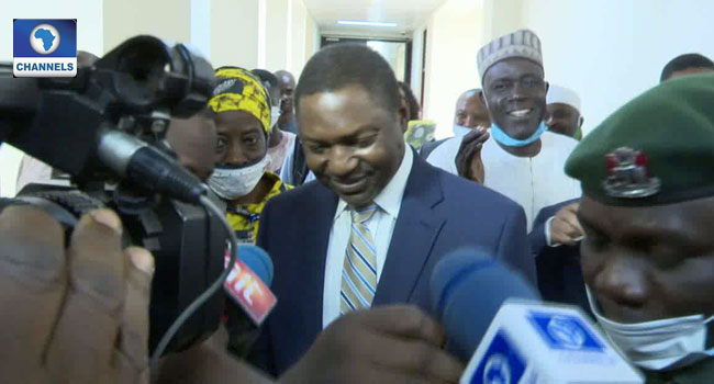 #EndSARS: AGF Declines Comment On Legality Of Freezing Protesters Accounts