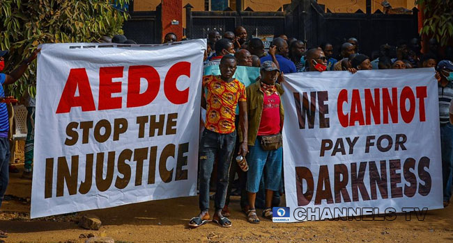 Maraba Residents Protest Against Poor Electricity, Over Billing