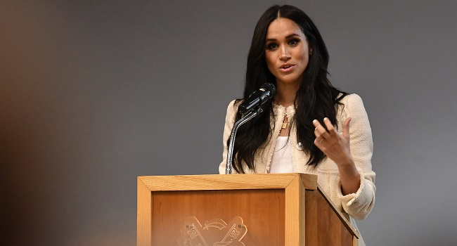 UK News Group Told To Pay £450,000 In Legal Costs To Meghan Markle